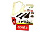 Stickerset Aprilia RS50 Chesterfield