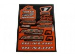 KTM Sponsor Stickerset