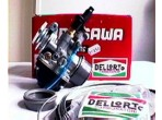 Dellorto 21mm Carburateurkit Aprilia SR2000 / Suzuki Katana