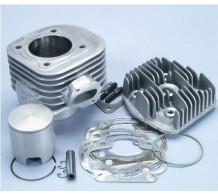 Polini 70cc Evolution Cilinderkit Minarelli Horizontaal Luchtgekoeld