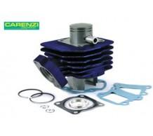 Carenzi Blue Racing 50cc Cilinderkit Peugeot
