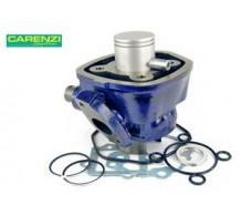 Carenzi Blue Racing 50cc Minarelli Watergekoeld