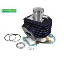 Carenzi Blue Racing Cilinderkit 50cc CPI / Generic / Keeway
