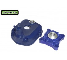 Carenzi Blue Racing Cilinderkop Derbi 50cc D50B0