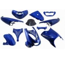Beplatingset Blauw Metallic Aprilia SR