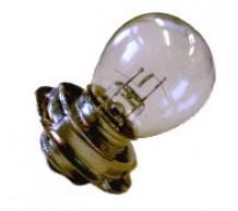 Lamp 12V 20W met kraag p26s