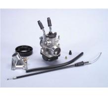 Polini Carburateur Set 19,5mm Minarelli AM6