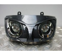 Koplamp Angles eyes Carbon Aprilia SR