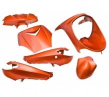 Kappenset Peugeot Vivacity Oranje Metallic