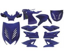DMP Kappenset Blauw Metallic Yamaha Aerox