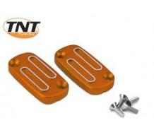 TNT Remreservoir Deksel Oranje Geanodiseerd