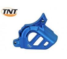 TNT Tandwielkapje Blauw Geanodiseerd Minarelli AM6
