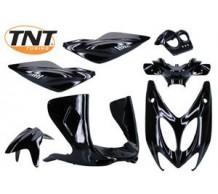 TNT Bodyset Zwart Metallic Yamaha Aerox
