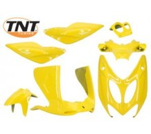 TNT Kappenset Geel Yamaha Aerox