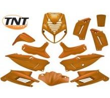 TNT Bodyset Oranje Metallic Peugeot Speedfight2