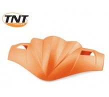 Oranje metallic stuurkap