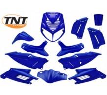 TNT Kappenset Blauw Metallic Peugeot Speedfight2