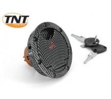 TNT Tankdop Carbon Yamaha Aerox