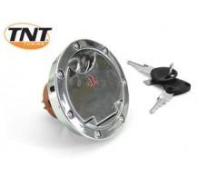 TNT Tankdop Chroom Yamaha Aerox