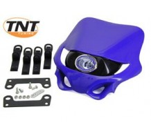 TNT Voorkap Cyclope Blauw Met Verlichting