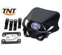 TNT Voorkap Cyclope Zwart Met Verlichting