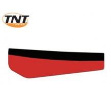 TNT zadeldek overtrek Zwart Rood Derbi Senda