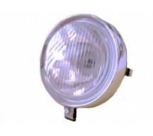 Koplamp rond chroom Puch Maxi