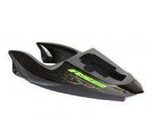 Achterbody Zwart/Groen Rieju RS2