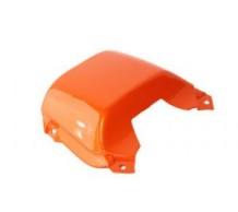 Verbindingstuk Zijschermen Achter Oranje