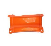 Verbindingstuk Zijschermen Midden Oranje