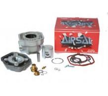 Airsal 70cc Cilinderkit Piaggio LC
