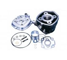Big Bore 50cc cilinderkit Minarelli Horizontaal LC