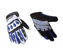 MFI Cross Handschoenen Blauw