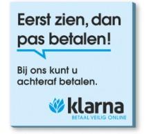 Veilig en vertrouwd bestellen met Klarna