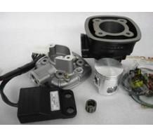 Malossi 70cc Cilinderkit Injectie Purejet Piaggio