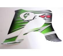 Sticker Zijscherm Rechts Voor Groen RYZ
