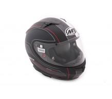 MT Helm Blade SV Raceline Mat Zwart / Wit / Rood