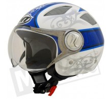 MT Urban Jet Helm Blauw