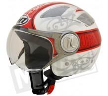 MT Urban Jet Helm Rood