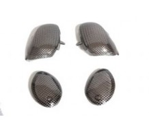 Knipperlichtglasset Carbon Neos Ovetto