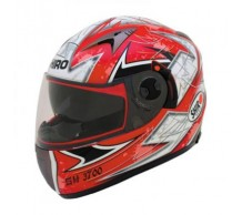 Shiro Helm SH3700 Rood