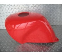 Tankcover Rood