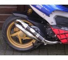 Turbokit R49 High Quality Uitlaat Aprilia SR Ditech Morini