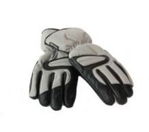 Winterhandschoenen Zwart/Grijs (XL)
