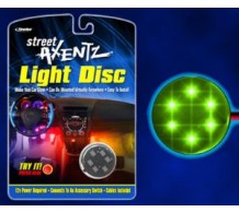 Tireflys Light Disc Groen