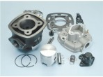 Polini 70cc cilinderkit Gilera Runner Purejet / Piaggio NRG Purejet / Aprilia SR50R Factory