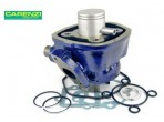 Carenzi Blue Racing 50cc Minarelli Watergekoeld