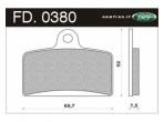 Newfren Remblokset Aprilia RS4 50 / Derbi GPR 50