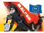 Malossi GP MHR Replica uitlaat