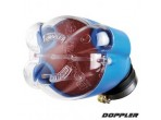 Doppler Powerfilter Blauw